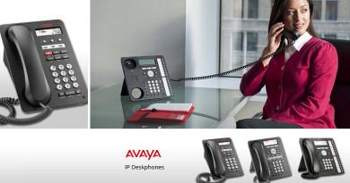 Avaya IP Deskphones