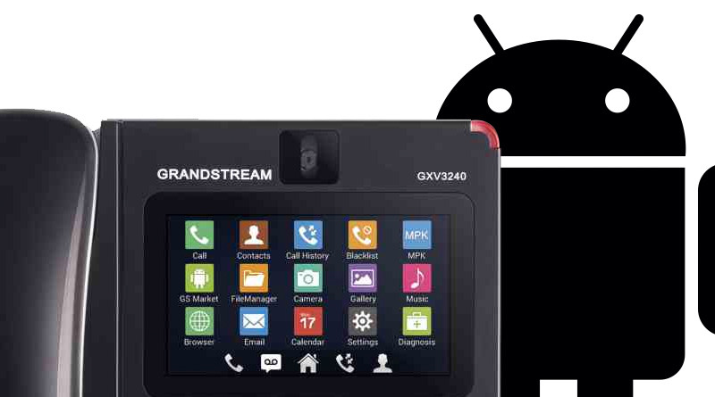 Grandstream Android Phone