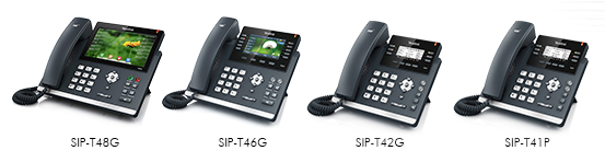 Yealink SIP-T40 VoIP Phones