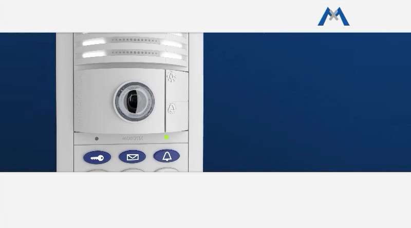 Mobotix T25 IP Video Door Station