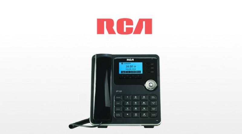 RCA VoIP Phone