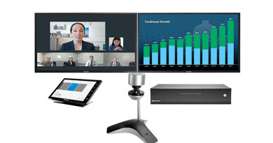 Polycom CX8000 Video Conferencing System