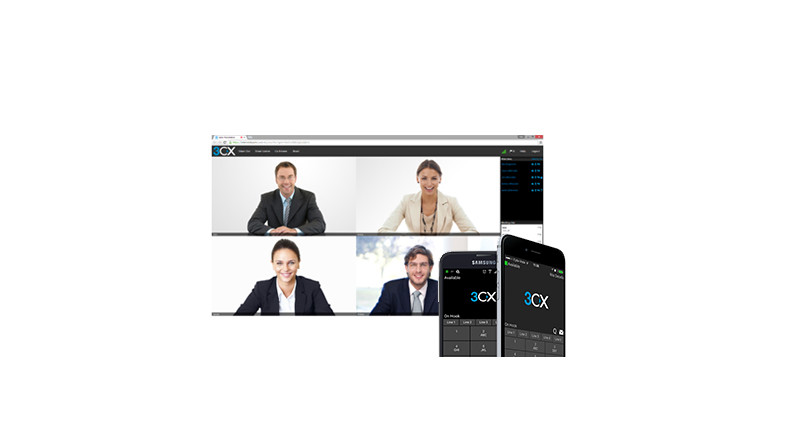3CX Web Meeting