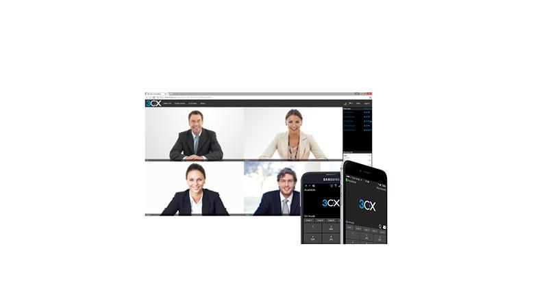 3CX WebMeeting Video Conferencing