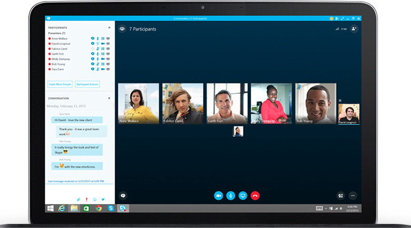 lync optimized
