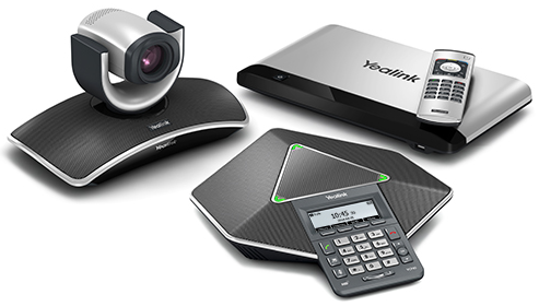 yealink-video-conferencing-system
