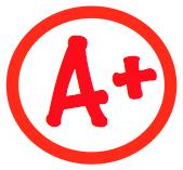 A-plus-grade