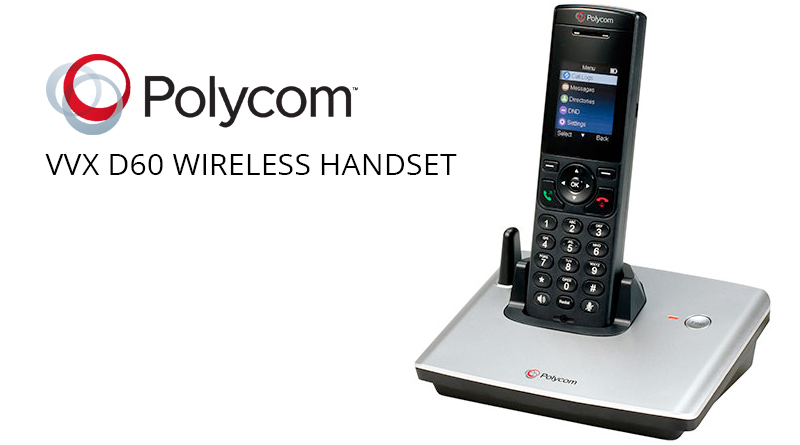 The Tool For The Use Case Polycom Vvx D60 Wireless Handset