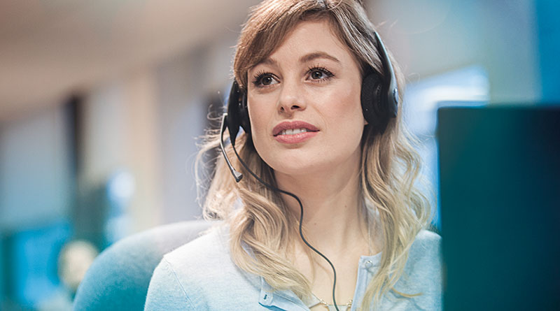 Jabra BIZ 1500 Headset Call Center