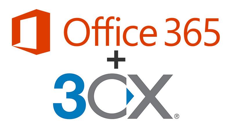 Microsoft Office 365 + 3CX