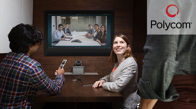 Polycom Group 500 Video Conferencing