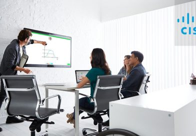 Cisco Spark Board Does It All