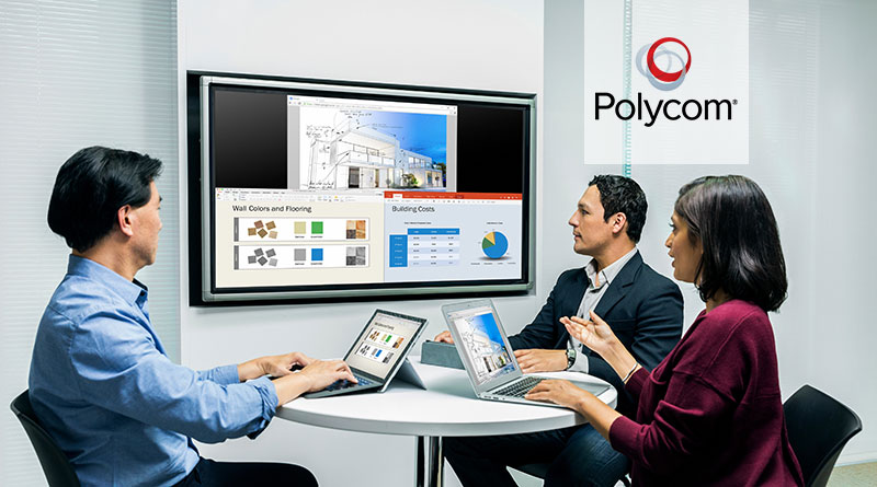 Polycom Pano: Content Sharing, Simplified