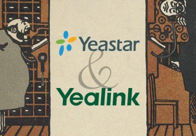 Yeastar S-Series IP-PBXs with Yealink IP Phones