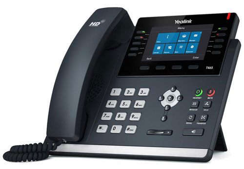 Using Yealink VoIP Phones with Skype for Business