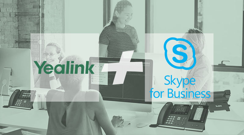 Yealink Skype for Business