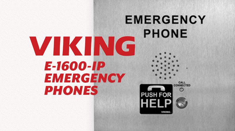 Viking IP Emergency Phones