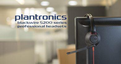 Plantronics Blackwire 5200 Series Headsets