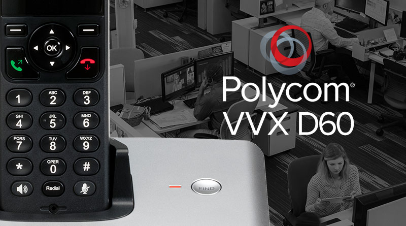Polycom VVX D60: How to Set Up