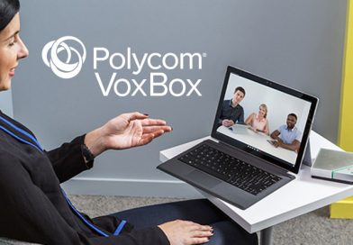 Connecting with Polycom VoxBox