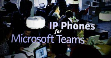 IP Phones for Microsoft Teams