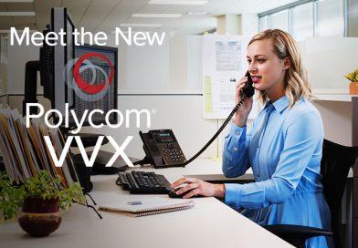 Meet the New Polycom VVX Phones