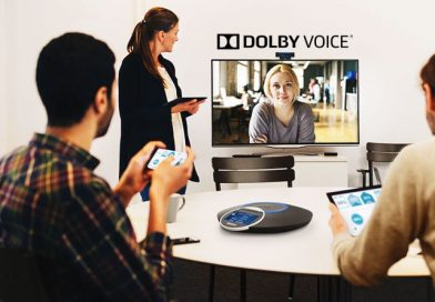 Dolby Voice Room