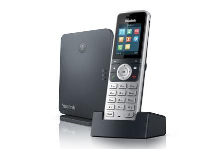Yealink W53P Wireless IP Phone