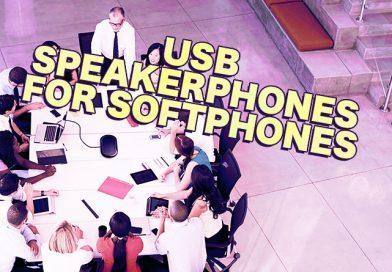 USB Speakerphones for Softphones