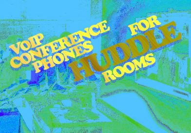 VoIP Conference Phones for Huddle Rooms