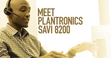Meet Plantronics Savi 8200 Headsets