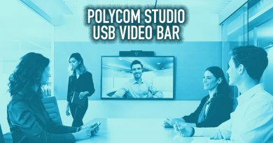 Polycom Studio USB Video Bar