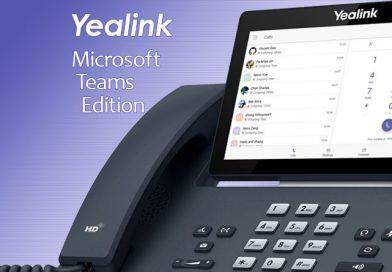 Yealink Microsoft Teams Editions