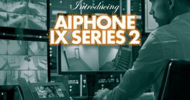 Introducing Aiphone IX Series 2