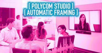Polycom Studio - Automatic Framing