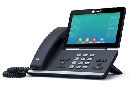 Yealink T57W Wireless IP Phone