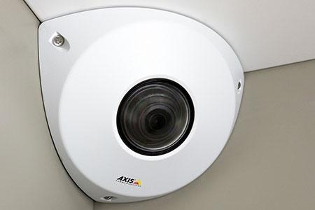 Axis P9106-V IP Camera