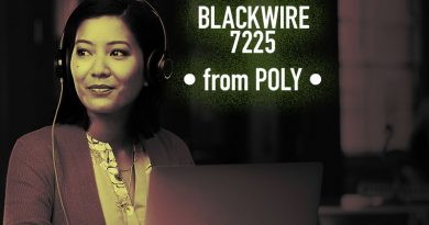 Poly Blackwire 7225