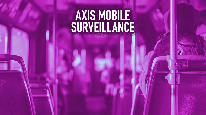 Axis Mobile Surveillance