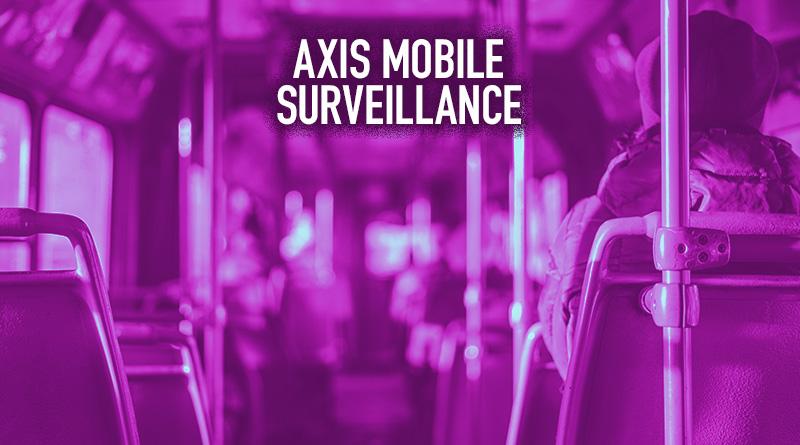 Axis Mobile Surveillance