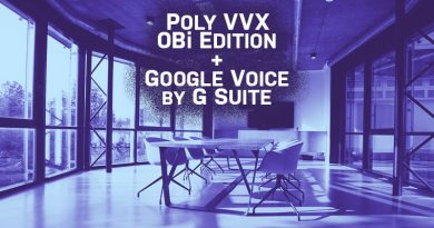 How to Set Up Poly OBi Edition Phones with Google Voice by G Suite