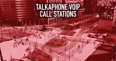 Talkaphone VoIP Call Stations