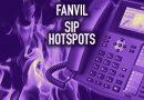 Fanvil • SIP Hotspots