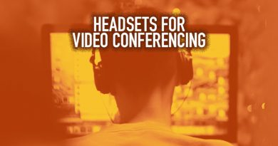 Headsets for Video Conferencing