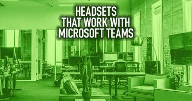 Headsets That Work with Microsoft Teams