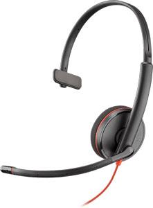 Plantronics Blackwire 3210 USB-C Headset