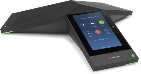 Polycom Trio 8500 Conference Phone, Zoom Edition