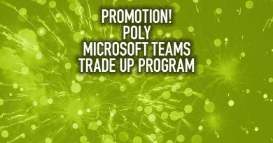 Promotion! Poly Microsoft Teams Trade Up Program