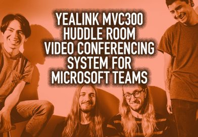 Yealink MVC300: Huddle Room Video Conferencing System for Microsoft Teams