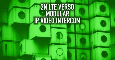 2N LTE Verso Modular IP Video Intercom